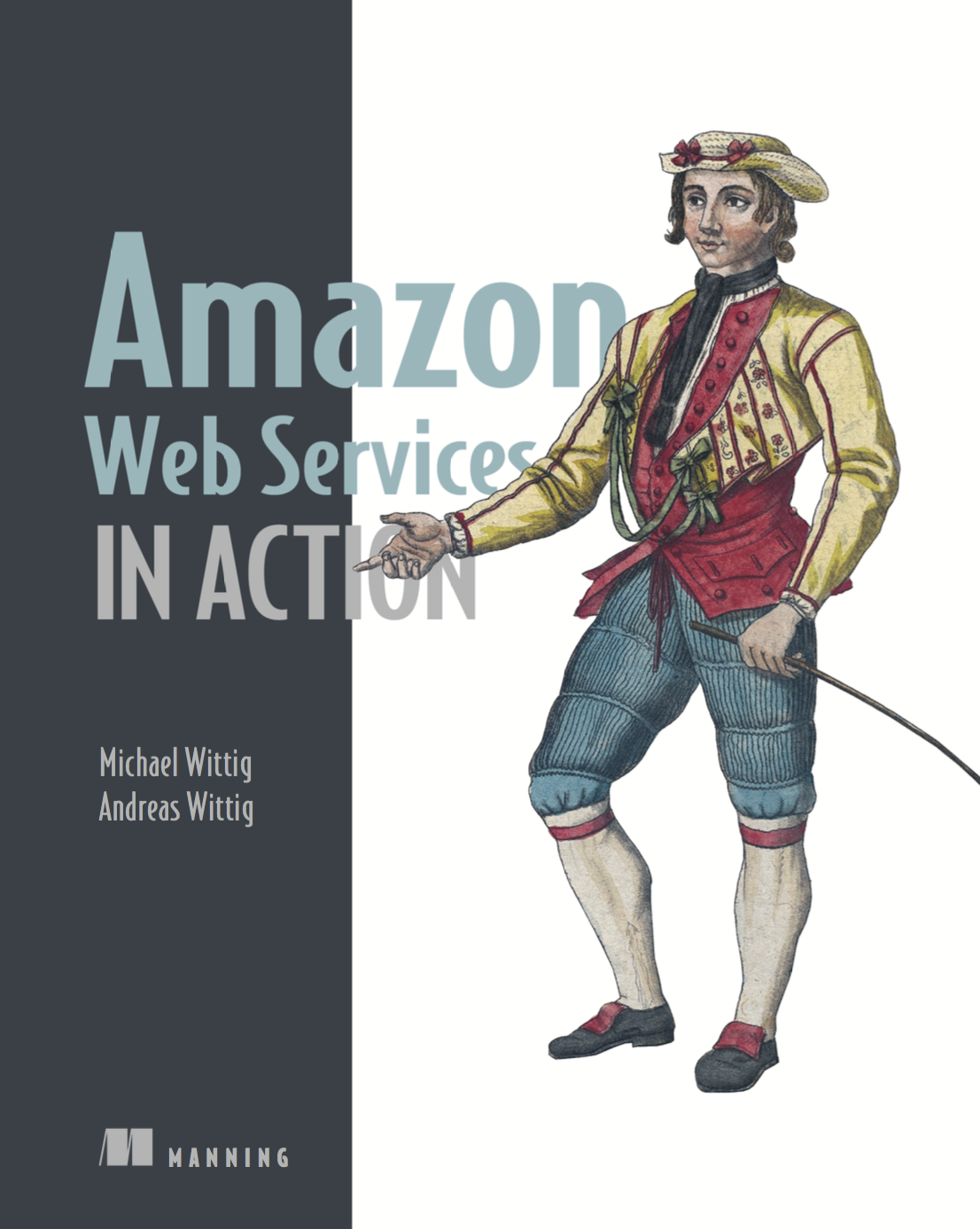 Amazon Web Services in Action book cover